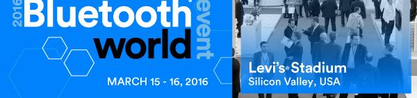 Bluetooth World 2016